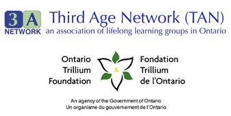 Third Age Network & Ontario Trillium Foundation